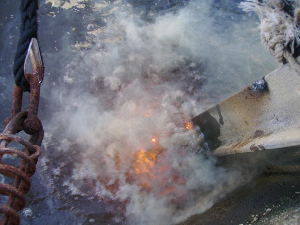 Demolizioni Subacquee Rocce E Metalli